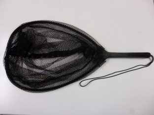 A&M N7 Troutnet Black Alu